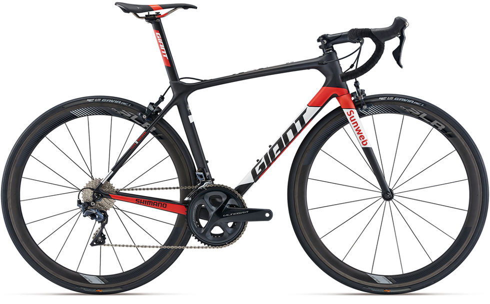 GIANT「TCR ADVANCED PRO TEAM 42」